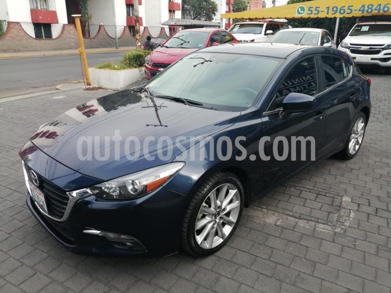 Mazda 3 Sedan i 2.0L Touring Aut usado (2018) color Azul precio $276,000