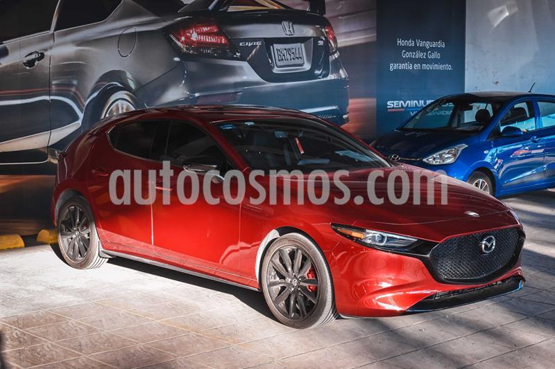 Mazda 3 Sedan i Grand Touring Aut usado (2019) color Rojo precio $380,000
