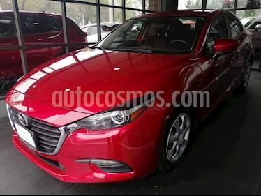 Mazda 3 Sedan i Aut usado (2017) color Rojo precio $215,000