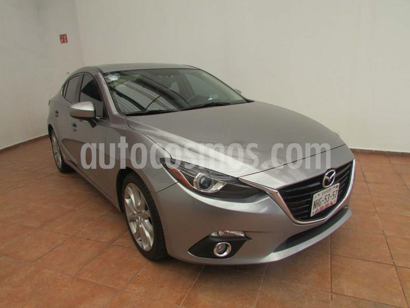 Mazda 3 Sedan s usado (2014) color Aluminio precio $250,000