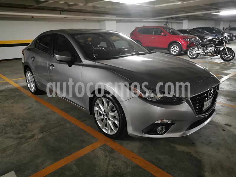Mazda 3 Sedan s Grand Touring Aut usado (2016) color Aluminio precio $225,000