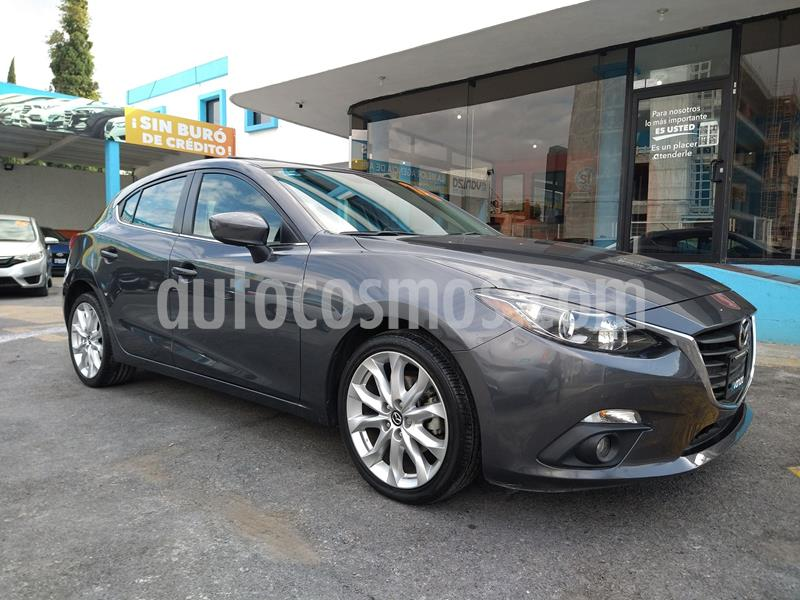 Mazda 3 Sedan i 2.0L Touring Aut usado (2016) color Gris Oscuro precio $229,000
