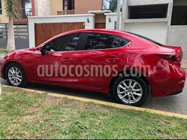 Mazda 3 Sedan 2.0L Core  usado (2016) color Rojo precio u$s4,000