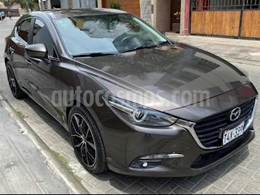 Mazda 3 Sedan Sedan 1.6 Mec Deluxe usado (2019) color Marron precio $8,400