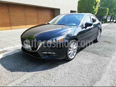 Foto venta Auto usado Mazda 3 Sedan s Aut (2018) color Negro precio $269,000