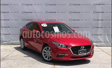 Foto Mazda 3 Sedan s Aut usado (2017) color Rojo precio $300,000