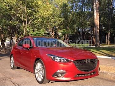 Foto venta Auto usado Mazda 3 Sedan s Aut (2016) color Rojo precio $235,000