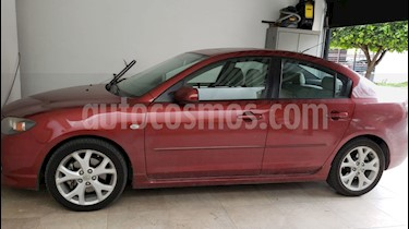 Foto Mazda 3 Sedan s Aut usado (2009) color Rojo precio $106,000