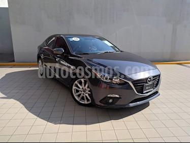 Foto venta Auto usado Mazda 3 Sedan s Aut (2016) color Gris Meteoro precio $229,000