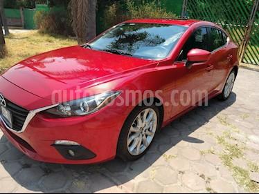 Foto venta Auto usado Mazda 3 Sedan s Aut (2015) color Rojo precio $217,000