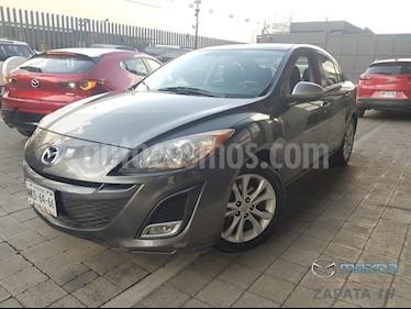Foto venta Auto usado Mazda 3 Sedan s Aut (2011) color Aluminio precio $130,000