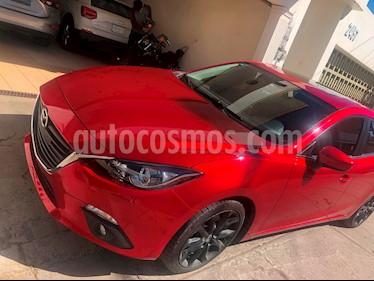 Foto Mazda 3 Sedan s Aut usado (2016) color Rojo precio $215,000
