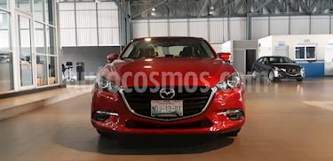 foto Mazda 3 Sedan s Aut usado (2018) color Rojo precio $295,000