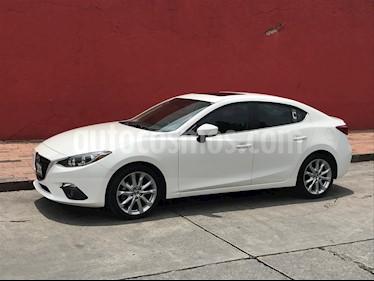 Mazda 3 Sedan s Aut usado (2015) color Blanco precio $187,500