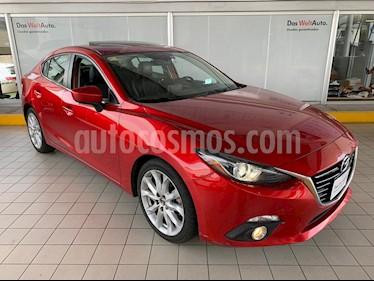 Foto venta Auto usado Mazda 3 Sedan s Aut (2015) color Rojo precio $229,900