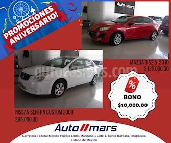 Foto venta Auto usado Mazda 3 Sedan s Aut (2010) color Rojo Fugaz precio $125,000