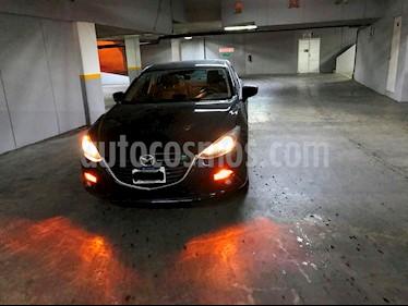 Mazda 3 Sedan s Aut usado (2014) color Negro precio $180,000