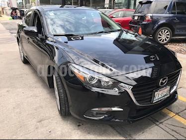 Foto Mazda 3 Sedan s Aut usado (2018) color Negro precio $300,000