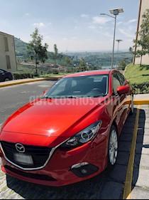 Mazda 3 Sedan s Aut usado (2016) color Rojo precio $185,000