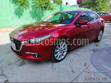 Foto venta Auto usado Mazda 3 Sedan s Aut (2018) color Rojo precio $315,000