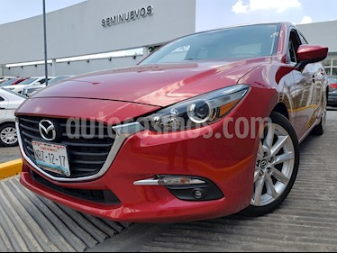 Foto venta Auto usado Mazda 3 Sedan s Aut (2018) color Rojo precio $225,000