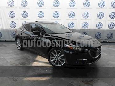 Foto venta Auto usado Mazda 3 Sedan s Aut (2017) color Negro precio $269,000