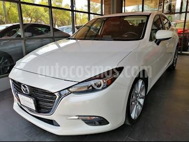 Foto venta Auto usado Mazda 3 Sedan s Grand Touring Aut (2018) color Blanco Perla precio $315,000