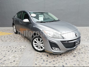 Foto venta Auto usado Mazda 3 Sedan s Grand Touring Aut (2011) color Aluminio precio $118,000