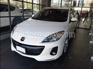 Foto Mazda 3 Sedan s Grand Touring Aut usado (2013) color Blanco Cristal precio $154,000