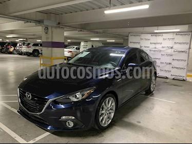 Foto venta Auto usado Mazda 3 Sedan s Grand Touring Aut (2016) color Azul precio $269,000
