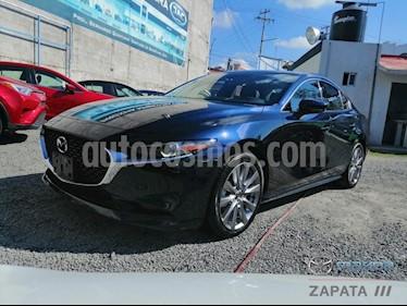 Foto Mazda 3 Sedan s Grand Touring Aut usado (2019) color Azul Marino precio $375,000