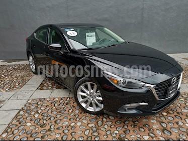 Foto venta Auto usado Mazda 3 Sedan s Grand Touring Aut (2018) color Negro precio $300,000
