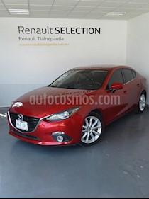 Foto venta Auto usado Mazda 3 Sedan s Grand Touring Aut (2015) color Rojo precio $235,000
