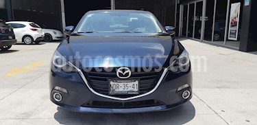 Foto venta Auto usado Mazda 3 Sedan s Grand Touring Aut (2016) color Azul Marino precio $249,900