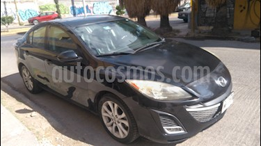 Mazda 3 Sedan s Grand Touring Aut usado (2010) color Negro precio $110,000