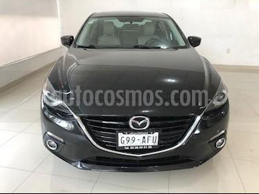 Foto venta Auto usado Mazda 3 Sedan s Grand Touring Aut (2016) color Negro Grafito precio $247,900