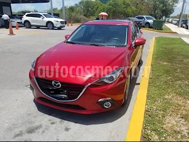 Mazda 3 Sedan s Grand Touring Aut usado (2016) color Rojo precio $245,000