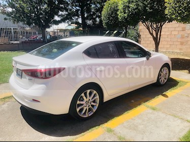 Mazda 3 Sedan s Grand Touring Aut usado (2016) color Blanco precio $241,000