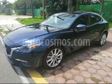 Foto venta Auto usado Mazda 3 Sedan s Grand Touring Aut (2017) color Azul precio $267,000