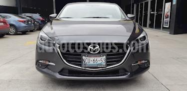 Foto venta Auto usado Mazda 3 Sedan s Grand Touring Aut (2018) color Gris Titanio precio $305,900