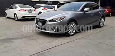 Foto venta Auto usado Mazda 3 Sedan s Grand Touring Aut (2016) color Plata precio $259,900