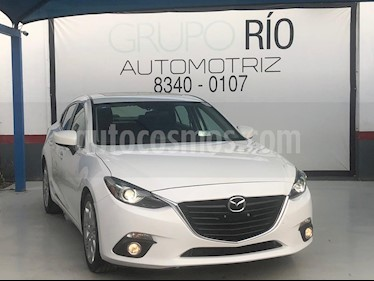 Mazda 3 Sedan s Grand Touring Aut usado (2015) color Blanco precio $224,000