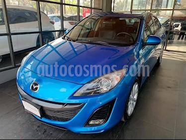 Foto venta Auto usado Mazda 3 Sedan s Grand Touring Aut (2011) color Azul Acero precio $125,000
