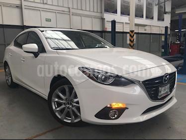 Foto venta Auto Seminuevo Mazda 3 Sedan s Grand Touring Aut (2016) color Blanco precio $310,000