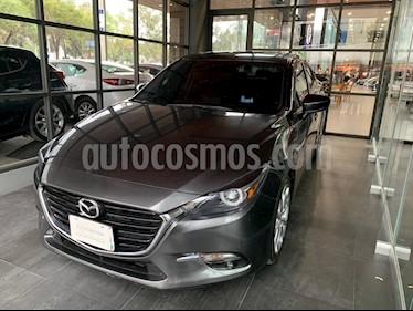 Foto venta Auto usado Mazda 3 Sedan s Grand Touring Aut (2018) color Gris precio $305,000