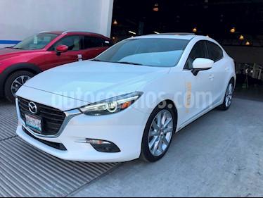 Foto venta Auto Seminuevo Mazda 3 Sedan s Grand Touring Aut (2017) color Blanco Perla precio $309,900