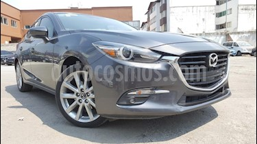 Foto venta Auto usado Mazda 3 Sedan s Grand Touring Aut (2017) color Gris precio $275,000