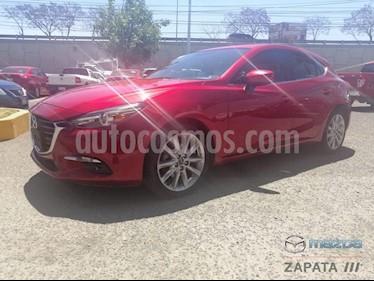 Foto venta Auto usado Mazda 3 Sedan s Grand Touring Aut (2018) color Rojo precio $285,000