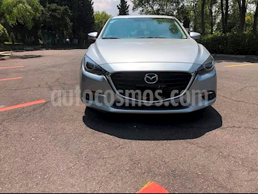Mazda 3 Sedan s Grand Touring Aut usado (2018) color Plata Sonic precio $295,000