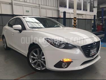 Foto venta Auto usado Mazda 3 Sedan s Grand Touring Aut (2016) color Blanco Perla precio $265,000
